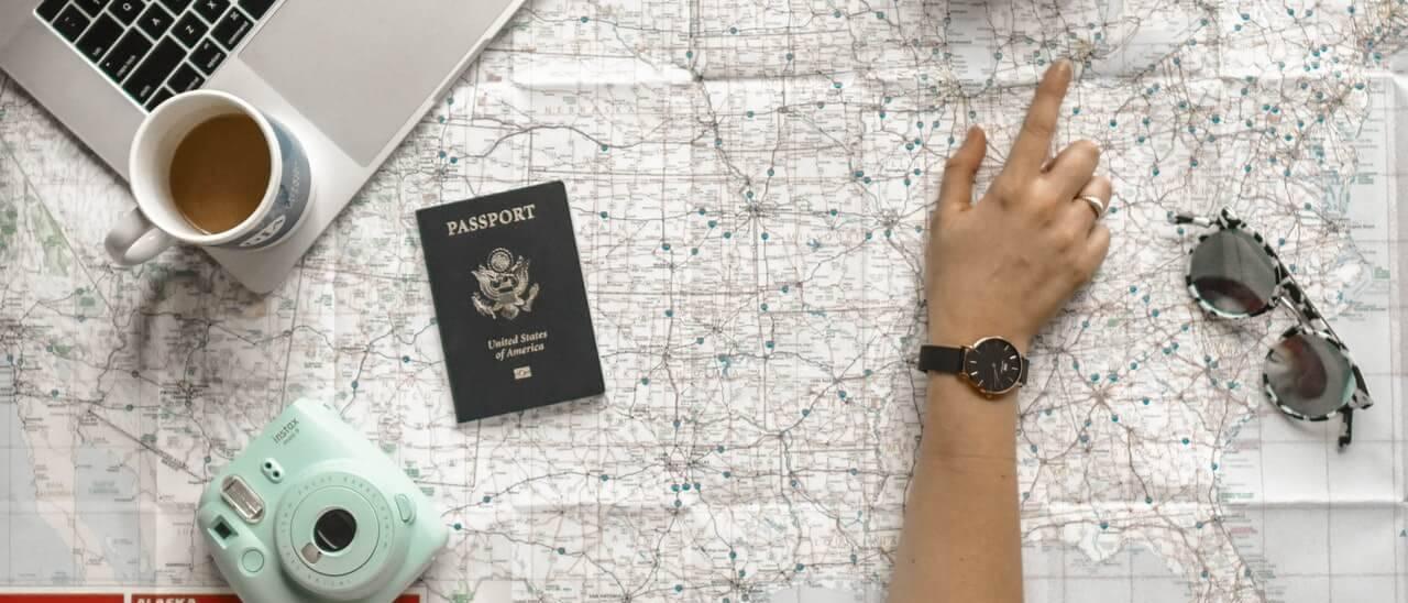 femme expatriation étape